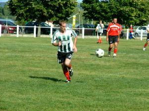 Juline Veillerot a marqué un but.