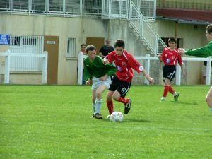 Alex Monaci en action