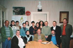 Equipe du conseil municipal de Montigny les Vesoul