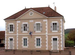 Mairie de Montigny les Vesoul