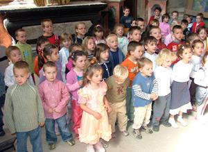 3 juin 2006 Concert école qui chante à Montigny
