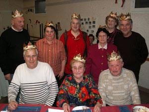 Gallette des Rois 2007 à Montigny les  Vesoul