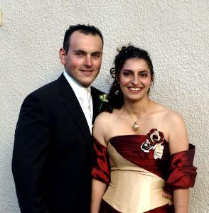 Gabriel et Roxane.