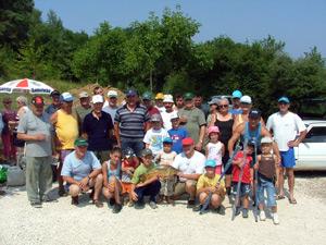 14 juillet : concours de pêche